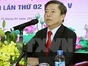 Debate Comité Permanente de Parlamento vietnamita cuestiones del personal