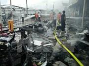 Explosión en capital tailandesa deja dos heridos