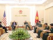 Vietnam y EE.UU. abogan por promover nexos comerciales