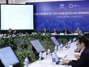 Inicia en Hanoi segunda reunión de altos funcionarios del APEC