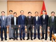 Vietnam invita a Sudcorea a invertir en proyectos de electricidad