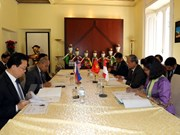Embajador vietnamita preside reunión del Comité ASEAN en Italia