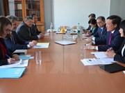 Robustecen cooperación judicial Vietnam-Francia