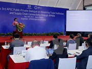 APEC intensifica conexiones entre cadenas de suministros y de valores regionales
