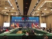 Vietnam asiste a la XXIII Consulta de Altos Funcionarios ASEAN-China