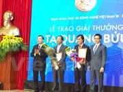 Vicepremier vietnamita pide ambiente favorable para investigaciones científicas