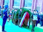 Fallecimiento de astronauta Viktor Gorbatko, pérdida del pueblo ruso y vietnamita