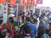 Vietnam participa en la Feria de Culturas Amigas en México