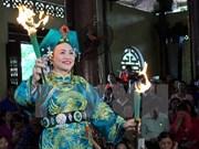 Celebran primer Festival de Práctica del culto a Mau Thuong Ngan