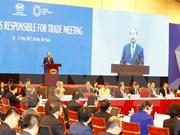 APEC busca construir un sistema de comercio multilateral fuerte y transparente