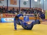Efectúan octavo campeonato Vovinam en Argelia