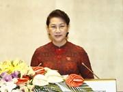 Inauguran tercer período de sesiones del Parlamento vietnamita
