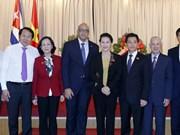 Truong Thi Mai asume cargo de presidenta de Asociación de Amistad Vietnam-Cuba