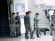 Rechaza Tailandia posibilidad de vinculación entre fuerzas separatistas y ataque con bomba