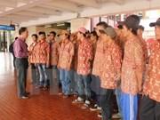 Mayoría de pescadores vietnamitas detenidos en Indonesia son liberados