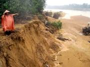 UE ayuda a Vietnam en lucha contra erosión costera