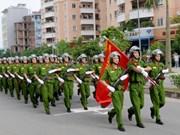 Fuerzas policíacas, contingente clave para mantenimiento de seguridad económica de Vietnam