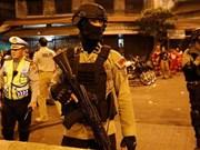 Indonesia arresta a tres sospechosos por ataque suicida en Yakarta