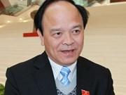 PCV impuso sanción disciplinaria a exsecretario del Comité partidista de Binh Dinh