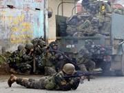 Filipinas: combatientes extranjeros están en filas del grupo terrorista Maute