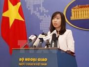 Vietnam rechaza ejercicios con fuego real de Taiwán en Ba Binh