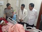 Indonesia acelera modificación de ley antiterrorista