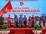 Destacan papel vanguardista de jóvenes vietnamitas en actividades sociales