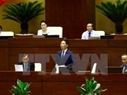 Parlamento continúa debates sobre el Código Penal