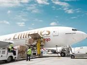 Aerolínea Emirates impulsa exportaciones de frutas vietnamitas a EAU