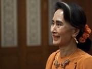 Gobierno de Myanmar firma 33 acuerdos con grupos armados