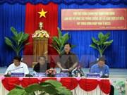 Refuerzan labores de prevención de deslizamientos de tierra en Delta del río Mekong