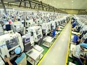 Índice de Producción Industrial de Vietnam aumenta 7,2 por ciento