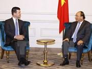 Premier vietnamita respalda cooperación entre NASDAQ y VNG