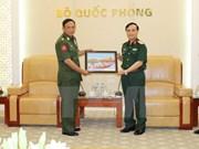 Fortalecen cooperación militar Vietnam-Myanmar