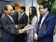 Positiva opinión internacional sobre visita de premier vietnamita a EE.UU.