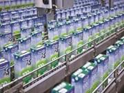 Inauguran en Hanoi exhibición internacional de industria láctea