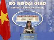 Vietnam respalda esfuerzos para mantener la paz en Península Coreana