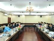 Vietnam y Laos celebran segunda consulta política