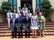 Inclusión financiera, herramienta útil para crecimiento sostenible de Vietnam
