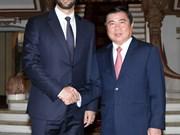 Eslovaquia expresa voluntad de cooperar con Vietnam en sectores potenciales