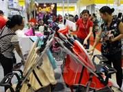 En Ciudad Ho Chi Minh exposición internacional de ventas minoristas y franquicia