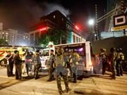 Ataque en hotel en Manila no es una acción terrorista, afirma policía filipina