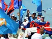 Camboya: Premier participa en campaña electoral de comicios municipales