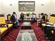 Vietnam e Israel impulsarán negociaciones sobre un acuerdo en sector laboral