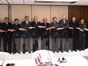Países del Sudeste Asiático unen manos para encarar retos regionales en Shangri-La