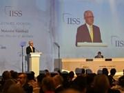 Diálogo Shangri-La: Estados Unidos y ASEAN acuerdan temas de seguridad regional