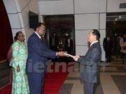 Namibia aspira a estudiar experiencias en desarrollo de Vietnam