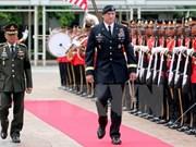 Estados Unidos y Tailandia debaten cooperación militar