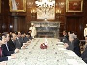 Premier Xuan Phuc: Vietnam atesora asistencia japonesa para el desarrollo