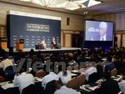 Líderes de grandes empresas debaten futuro económico de Asia